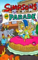 Simpsons Comics on Parade