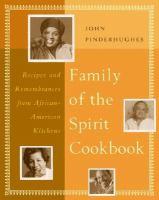 Family Of The Spirit Cookbook