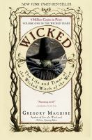 Book Club Kit : Wicked : the Life and Times of the Wicked Witch of the West