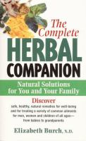 The Complete Herbal Companion