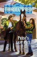 Pride's Last Race (#10)