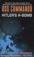 OSS Commando : Hitler's A-bomb