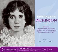 Essential Dickinson