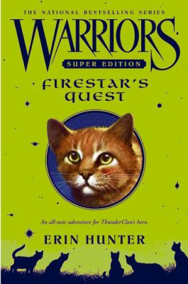 Cover image for Firestar's Quest