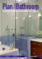 Plan your Bathroom
