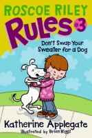 Don't Swap your Sweater for A Dog
