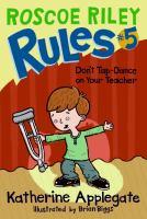 Don't Tap-dance on your Teacher