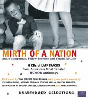 Mirth of A Nation, Audio Companion