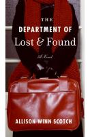 The Department of Lost and Found