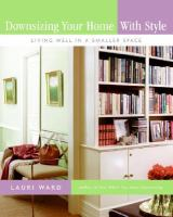 Downsizing your Home With Style