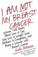 I Am Not My Breast Cancer