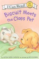 Biscuit Meets the Class Pet