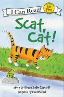 Scat, Cat! [braille]