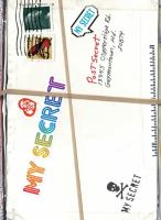 My secret : a PostSecret book