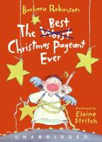 The Best Christmas Pageant Ever(Unabridged,CDs)