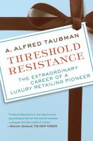 Threshold Resistance