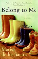 Cover of Belong to Me