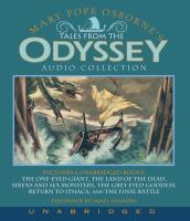 Mary Pope Osborne's Tales From the Odyssey Audio Collection