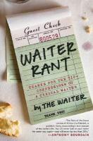 Waiter Rant cover image.