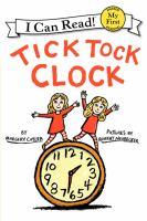 Tick Tock Clock