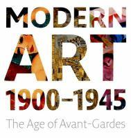 Modern Art, 1900-45