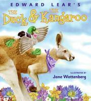 Edward Lear's The Duck & the Kangaroo