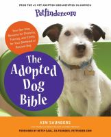 The Adopted Dog Bible