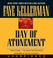 Day of Atonement(Unabridged CDs)