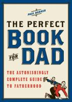 The Perfect Book for Dad