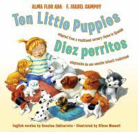 Ten Little Puppies