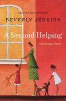 Cover of A second helping : a blessings novel