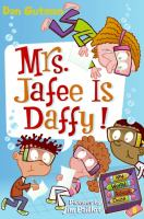 Mrs. Jafee Is Daffy!