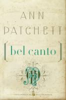 Image: Bel Canto