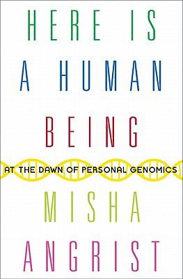 Cover image for Here Is A Human Being