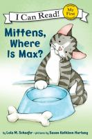 Mittens, Where Is Max?