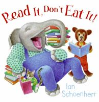 Read It, Don't Eat It!