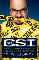 Mr. CSI