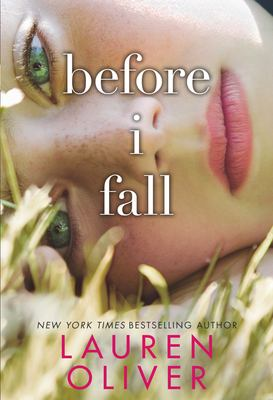 Book Cover - Before I Fall