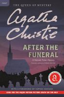 After the Funeral : Hercule Poirot Investigates