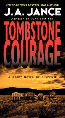 Cover image for Tombstone Courage
