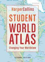 HarperCollins Student World Atlas