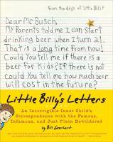 Little Billy's Letters