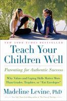 Teach your Children Well