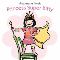 Cover of Princess Super Kitty