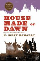 Cover of House Made of Dawn