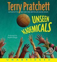 Unseen Academicals