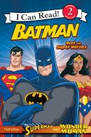Meet the Super Heroes