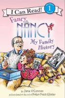 Fancy Nancy, My Family History