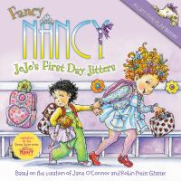 Jojo's first day jitters