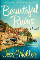 Favorite beach read: Beautiful Ruins  by Jess Walter, August 2014